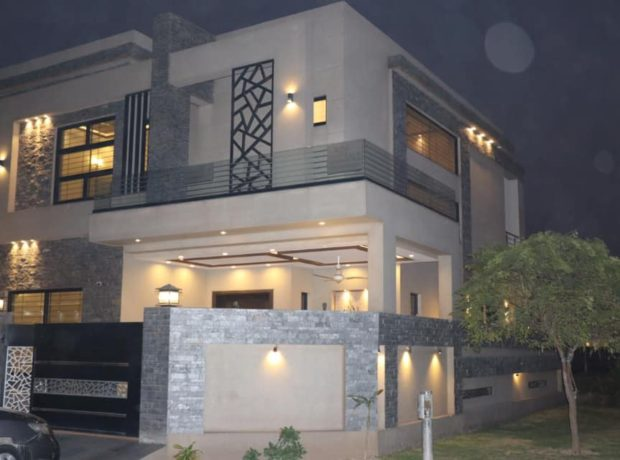 8-Marla Corner House in DHA Phase 6 For Sale