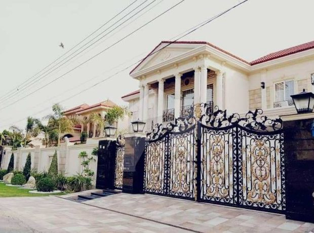2 kanal fully furnished brand new house for sale in DHA Lahore