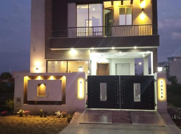 5 MARLA DHA Phase 9 LAHORE BRAND NEW House For Sale