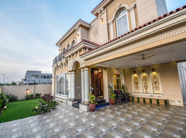 1 Kanal Spanish Style House in DHA Phase 6 for Sale
